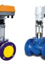 Двухходовые регулирующие клапаны TRV